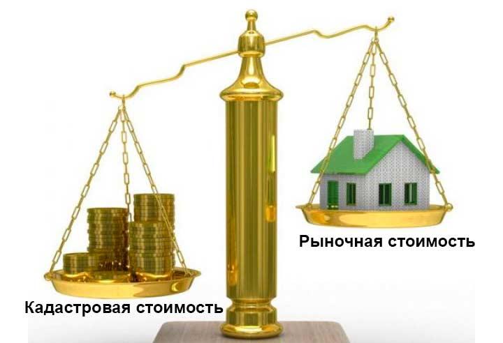 Отличия в кадастровой и рыночной стоимости квартиры