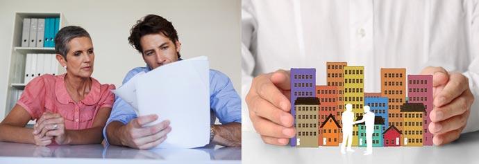Выбор квартиры и договор аренды