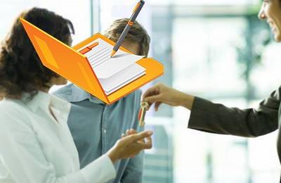 Пеердача ключей и документы