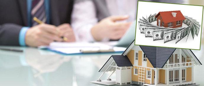 Дома, деньги и оформление документов