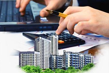 Недвижимость и расчеты на калькуляторе