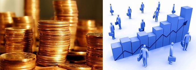 Монеты и рост дохода