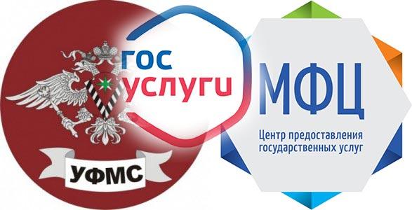 УФМС, ФМЦ и Госуслуги