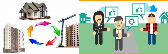 Обмен недвижимости, переговоры