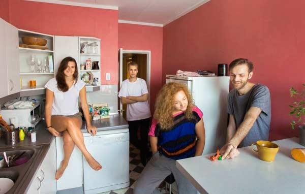 Владельцы квартиры
