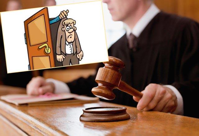 Выписка из жилья через суд