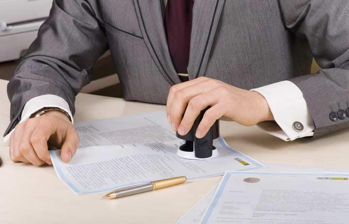 Заверить документы