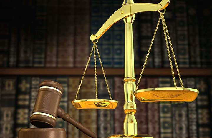 Решение в суде