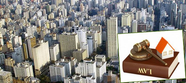Многоэтажки и закон о недвижимости