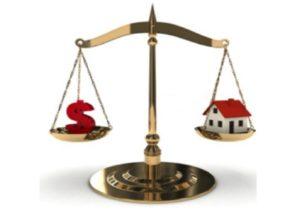 Объект недвижимости стоит денег