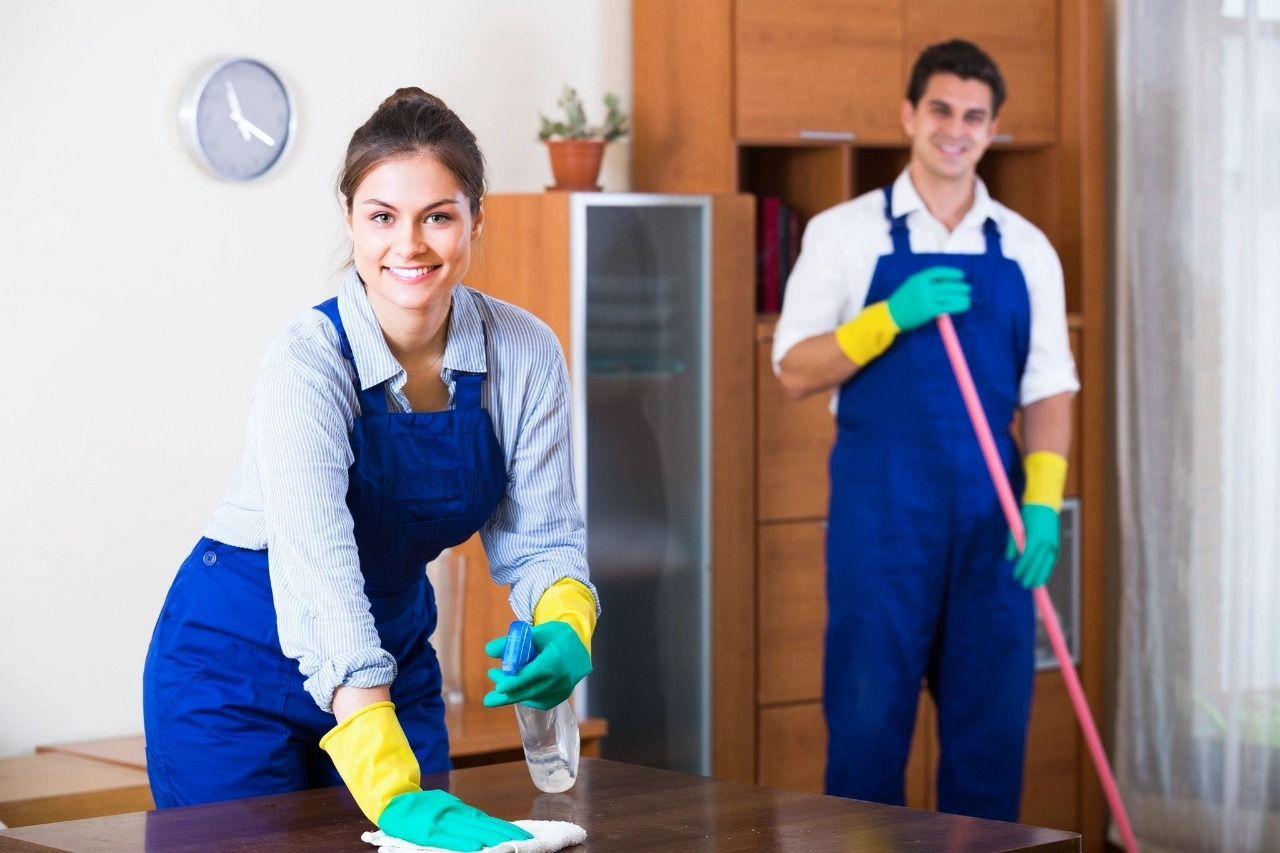 где заказать уборку квартиры перед продажей