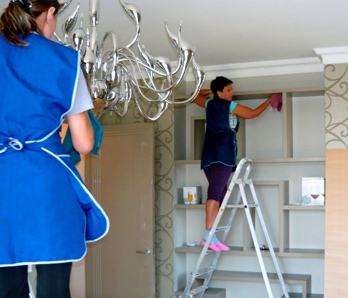 уборка квартиры перед продажей